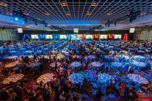 Large Venue Event Staging